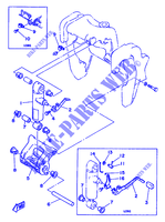 SISTEMA DE INCLINACIÓN MANUAL para Yamaha 50GEO 1993